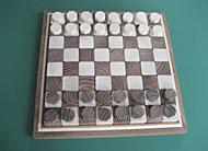 Produktbild 1813 Dame-Spielsteine