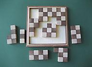 Produktbild 1815 Schachbrett-Puzzle