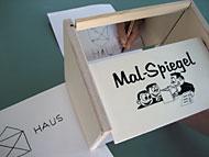Produktbild 1819 Malspiegel
