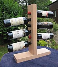 Produktbild 1830 Weinflaschenhalter
